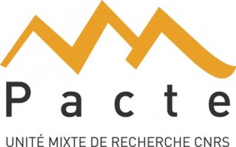Logo UMR PACTE