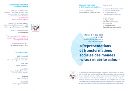 brochure colloque