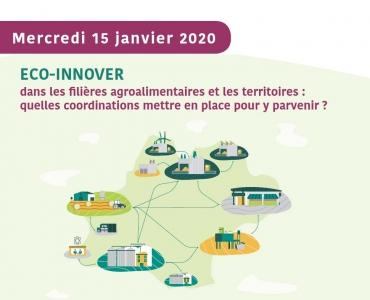 Eco-innover dans les filières agroalimentaires et les territoires