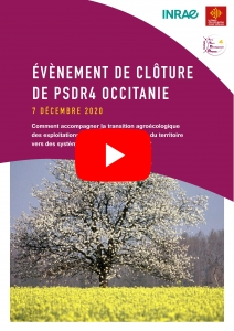 Evenement PSDR4 Occitanie du 7 décembre 2020