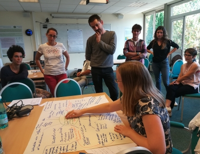 Journée d'échanges entre les scientifiques du projet ATA-RI