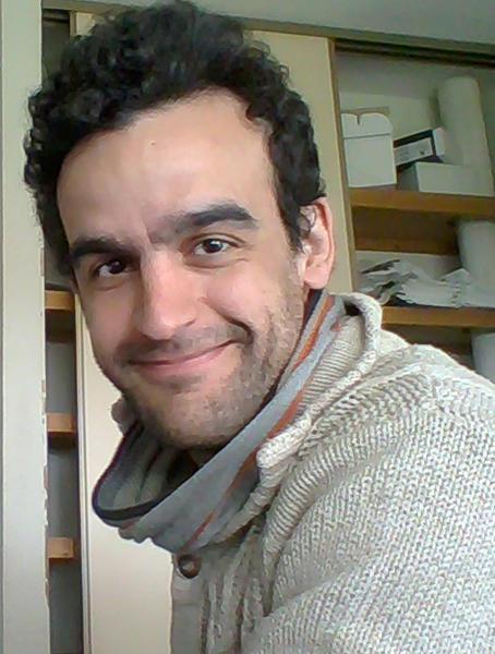 Fabien Laroche, écologue à l'UMR Dynafor, témoigne