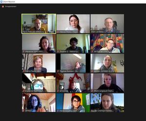 Participants Atelier AB du 5 février 2021