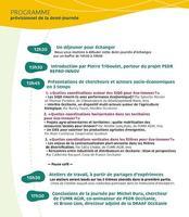 Programme prévisionnel atelier 15 janvier 2020