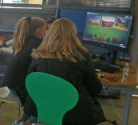 Visiteurs Atelier dicoAE au FREDD 2020