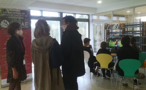 Atelier dicoAE au FREDD