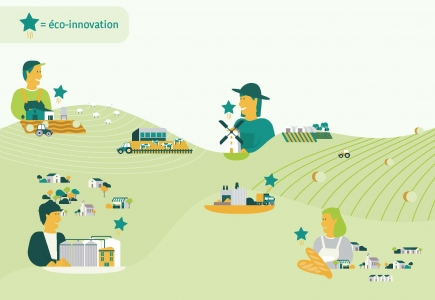 L'éco-innovation dans le rural