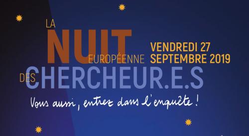 Nuit des chercheurs Toulouse 2019