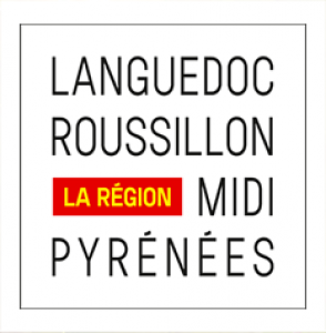 Logo du Conseil Régional Languedoc-Roussillon Midi-Pyrénées