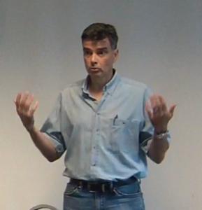 Laurent-Hazard : porteur du projet ATA-RI
