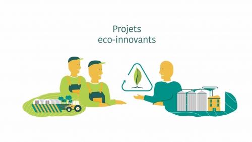 Projets eco-innovants REPRO-INNOV