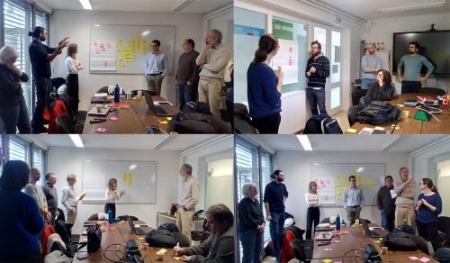réunion du projet Repro-Innov le 17 janvier 2019