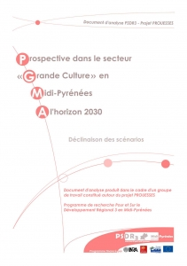 Couverture du Document d'analyse PSDR
